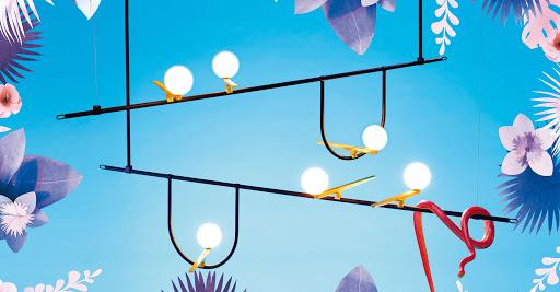 Obegi Home Lighting Artemide Yanzi