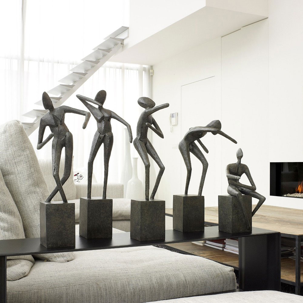 Obegi Home Accessories Gardeco In Harmony iv sculpture 2