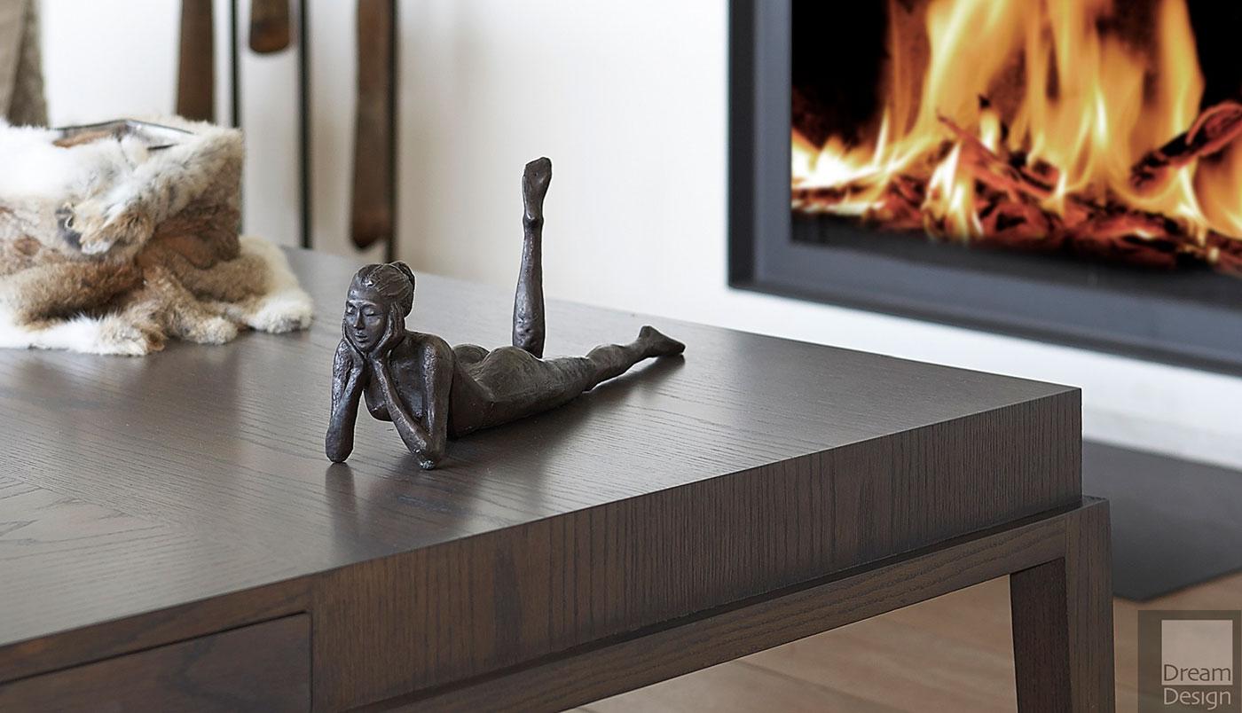Obegi Home Accessories Gardeco Raffaella Benetti La Bagnante Sculpture