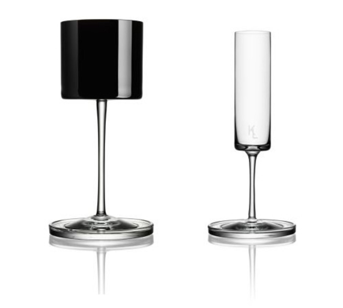 Obegi Home Accessories Orrefors By Karl Lagerfeld