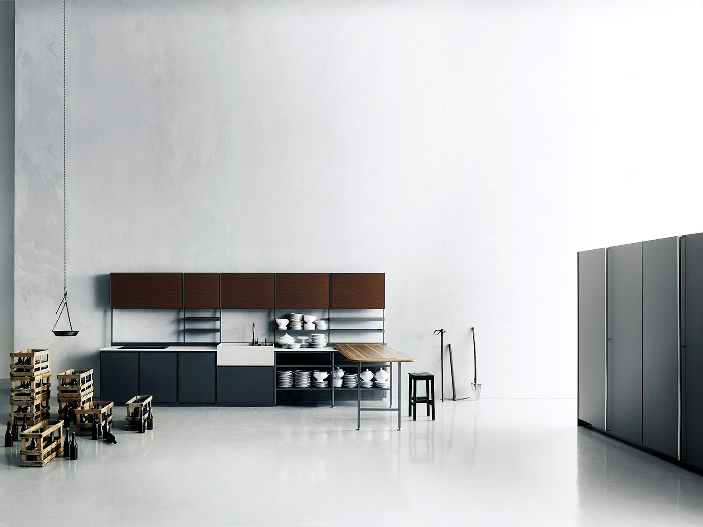 Obegi Home Boffi Salinas Kitchen and Wall Units and Hide By Tommasosartori 2 High
