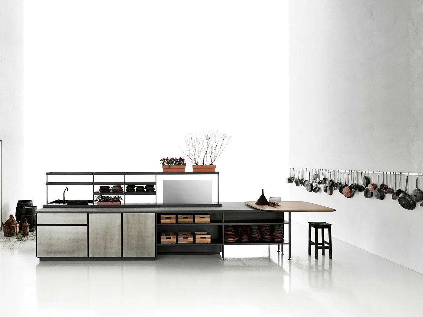 Obegi Home Boffi Salinas kitchen By Tommasosartori High