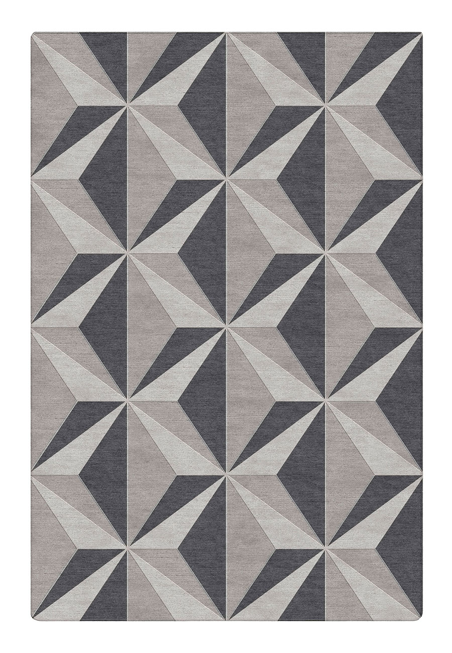 Obegi Home Carpets GA Geometric 001