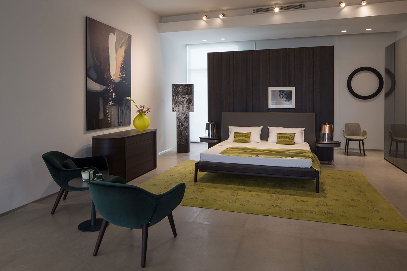 Obegi Home Exclusive Moods Showroom Poliform Area 1