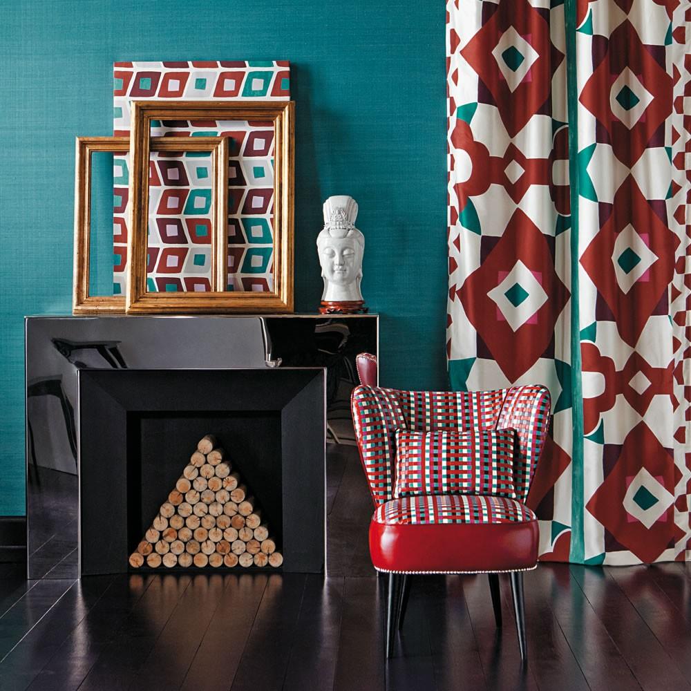 Obegi Home Fabrics Dedar 1
