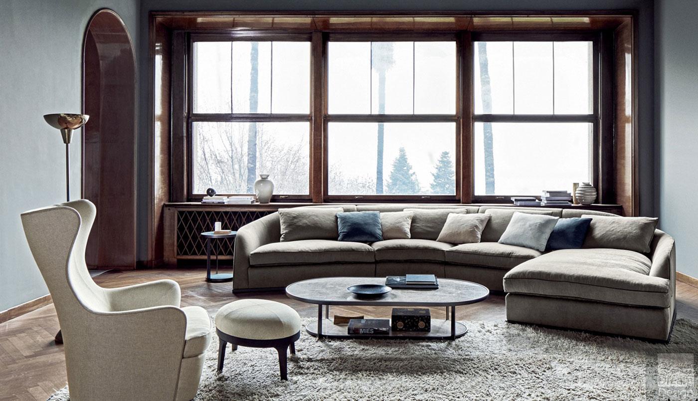Obegi Home Furniture Flexform Area 4