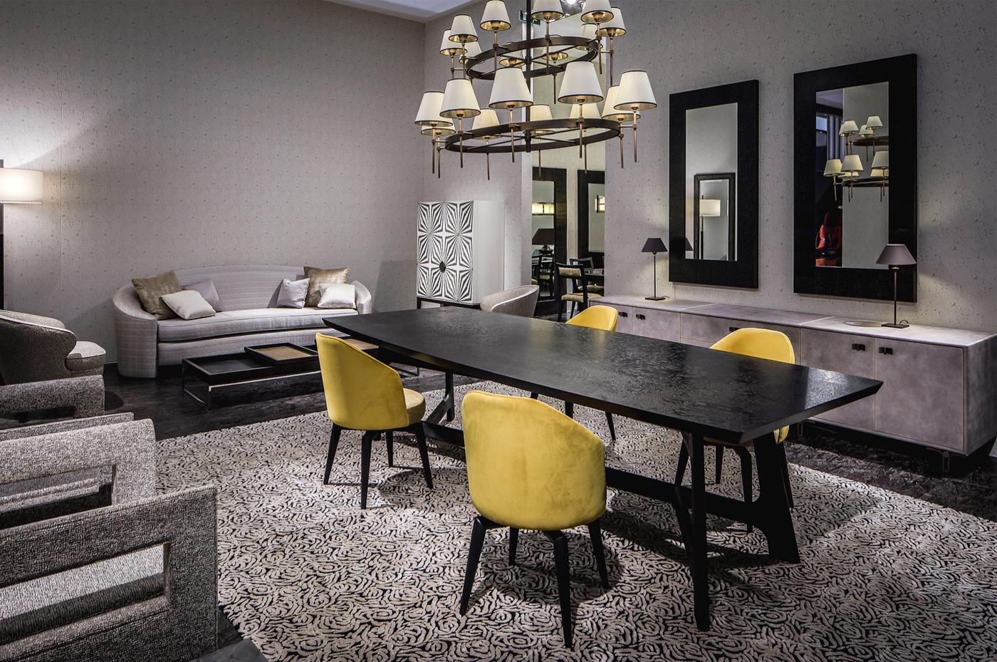Obegi Home Furniture JNL Living Room