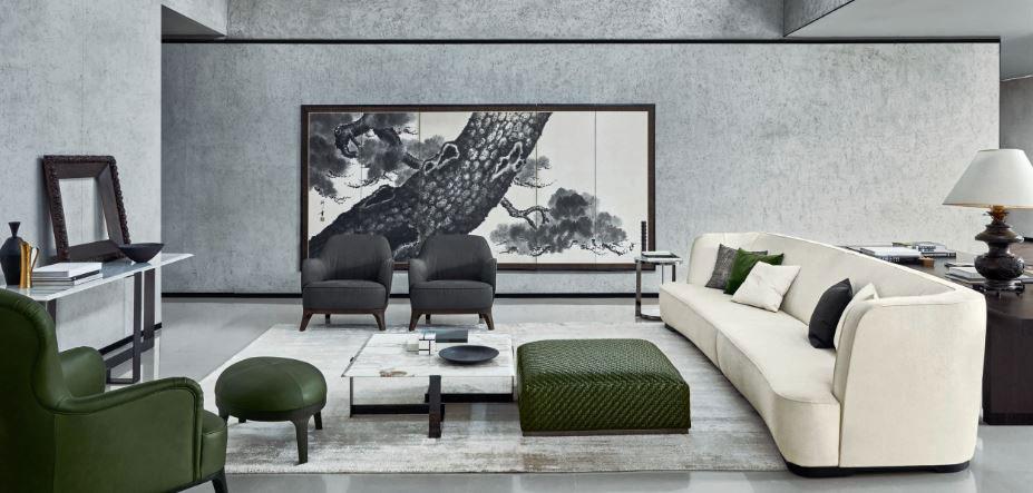 Obegi Home Furniture Mood By Flexform 4