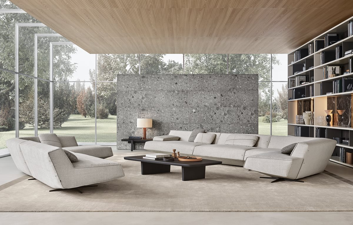 Poliform – Contemporary Furniture – Obegi Home