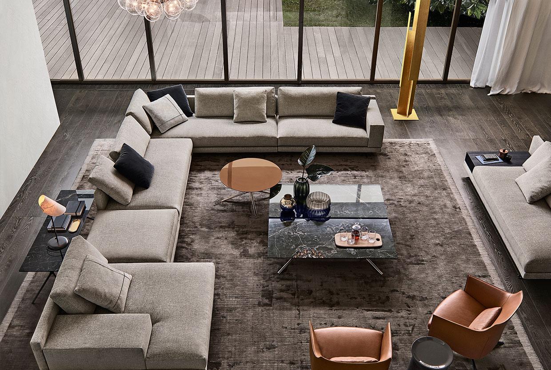 Obegi Home Furniture Poliform Living Room 7