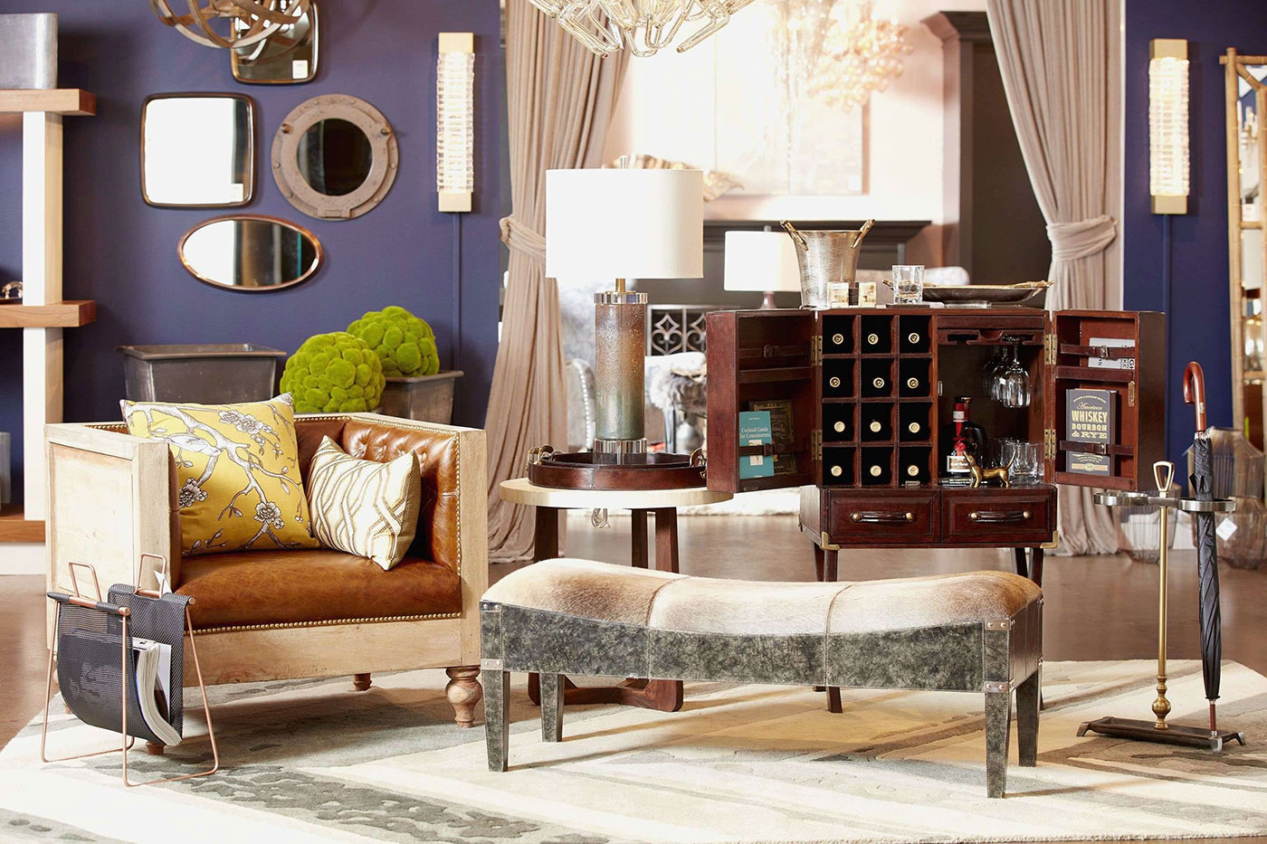 Obegi Home Furniture Ralph Lauren Area 7