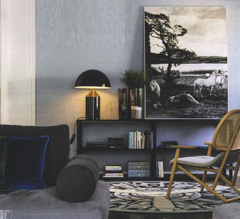 Obegi Home Lighting Oluce Atollo Vico Magistretti 239 Black Luminaire Lighting Design Signed 22130 Product
