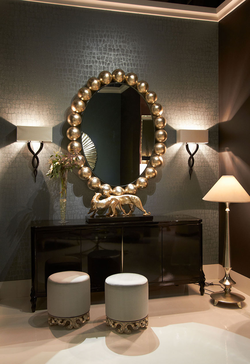 Obegi Home Mirrors Christopher Guy 1