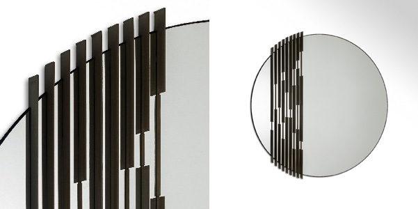 Obegi Home Mirrors Giorgetti Specchiera Rift