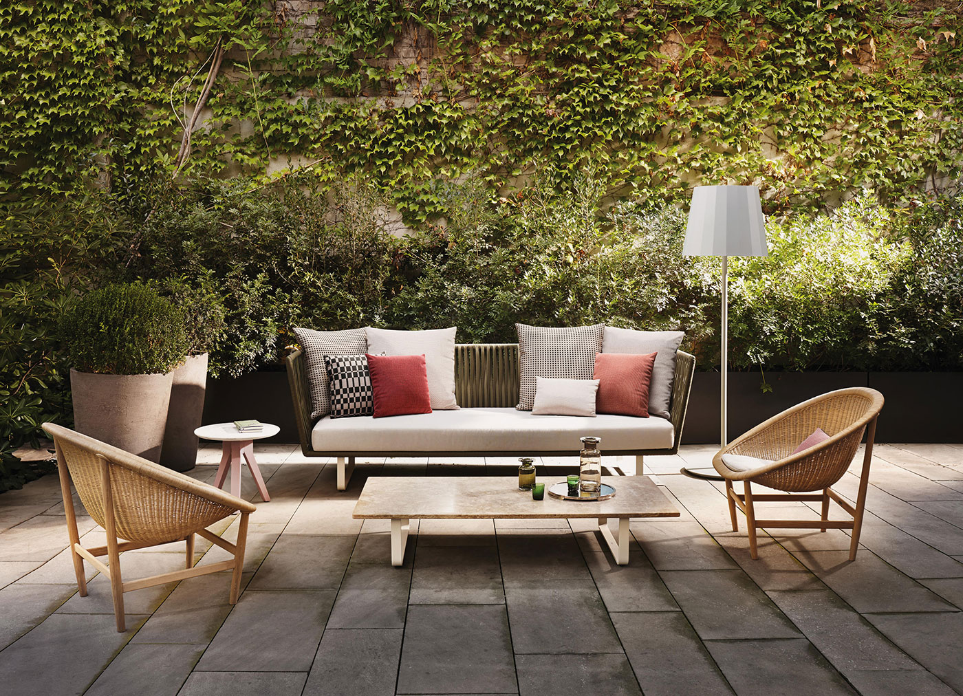 Obegi Home Outdoor Furniture Kettal Collection 2