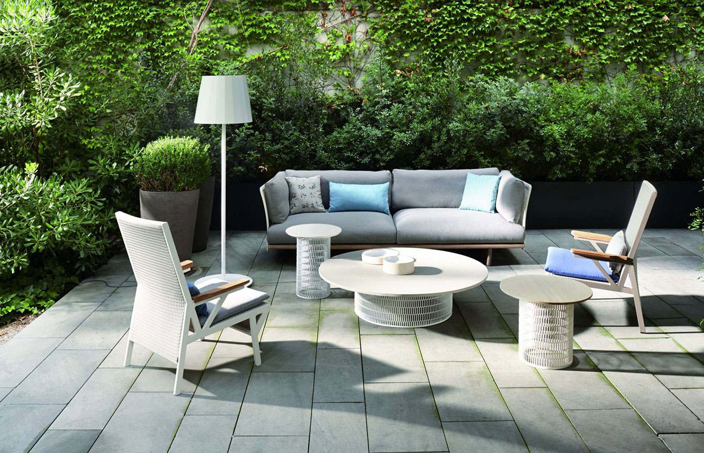 Obegi Home Outdoor Furniture Kettal Outdoor Collection 2