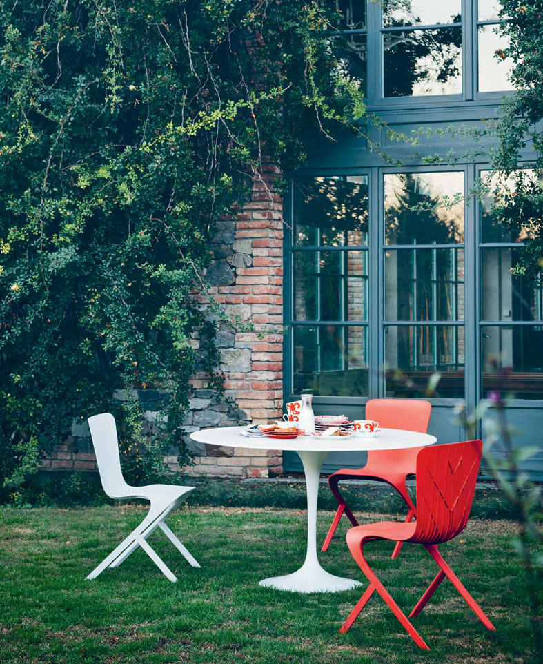 Obegi Home Outdoor Furniture Knoll 1