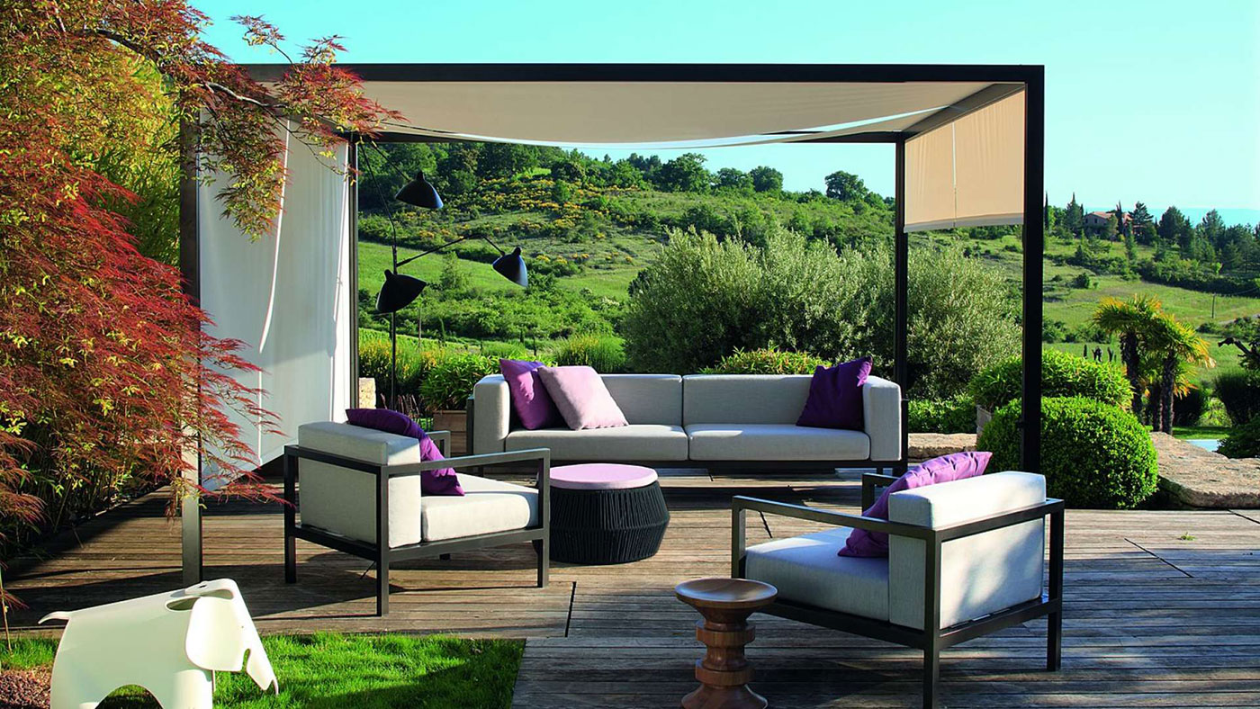Obegi Home Outdoor Furniture kettal 26