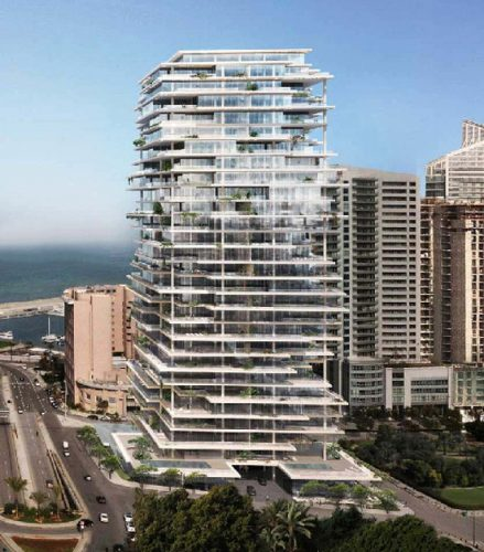Obegi Home Projects Residential Beirut Terraces 1