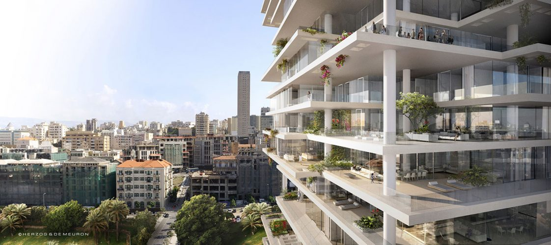 Obegi Home Projects Residential Beirut Terraces 2