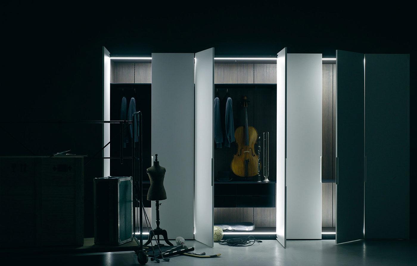 Obegi Home Wardrobes Boffi Lissoni Design Solferino
