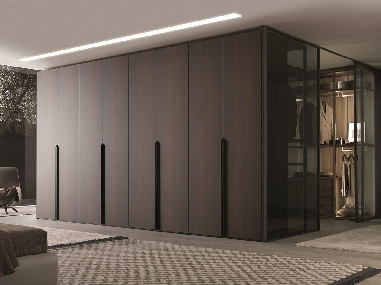 Obegi Home Wardrobes Poliform 10