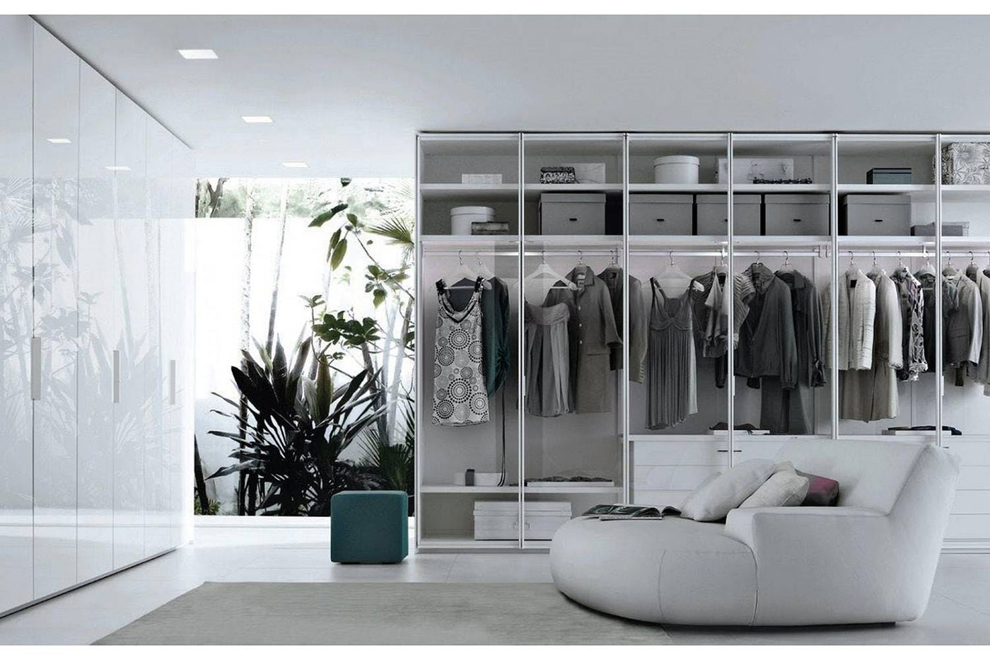 Obegi Home Wardrobes Poliform 7