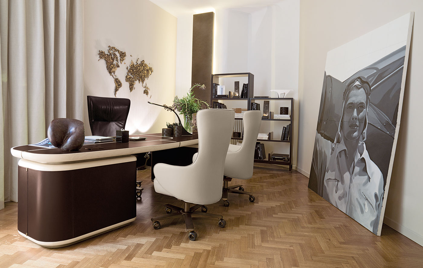 Obegi Home Working Space Giorgetti 5