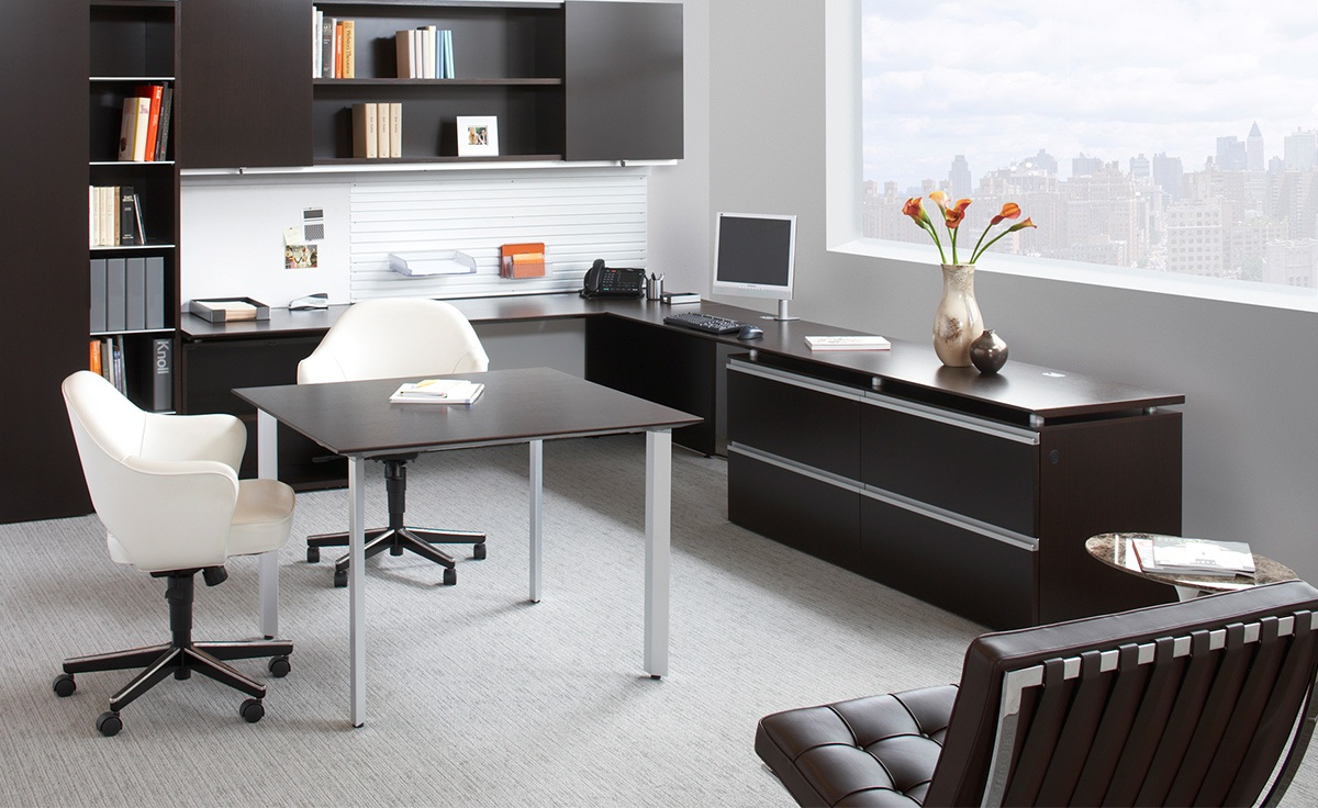 Obegi Home Working Space Knoll Executive Desk Home Office Furniture
