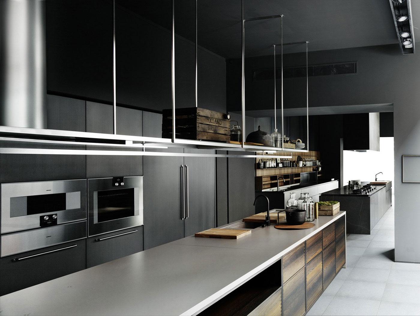 Obegi Home Boffi CODE Kitchen Boffi 254532 rel9daa428a