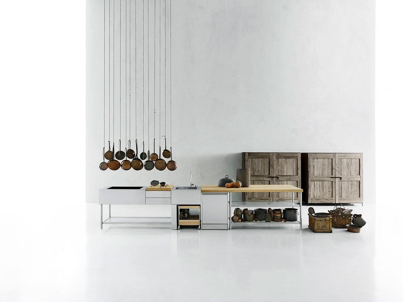 Obegi Home Boffi Open Kitchen By Tommasosartori High
