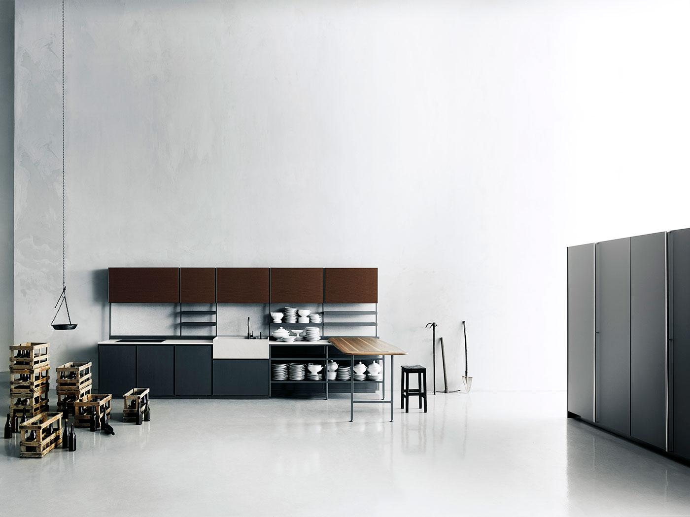 Obegi Home Boffi Salinas Kitchen and Wall Units and Hide By Tommasosartori 2 High