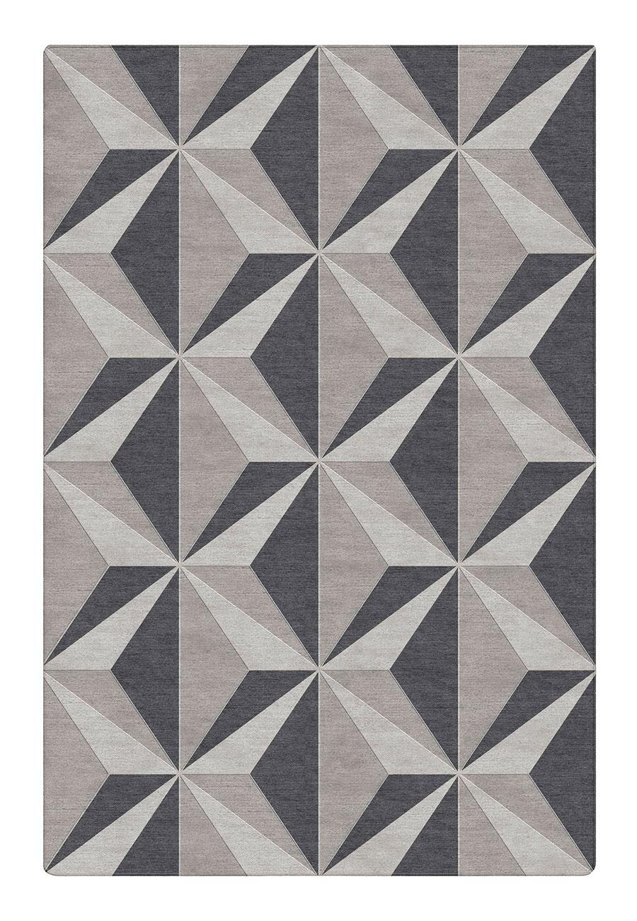 Obegi Home Carpets GA Geometric 001
