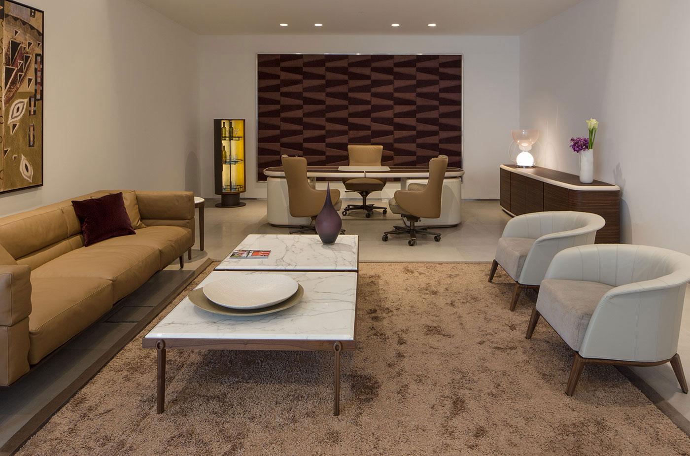 Obegi Home Exclusive Moods Showroom Giorgetti Area 1
