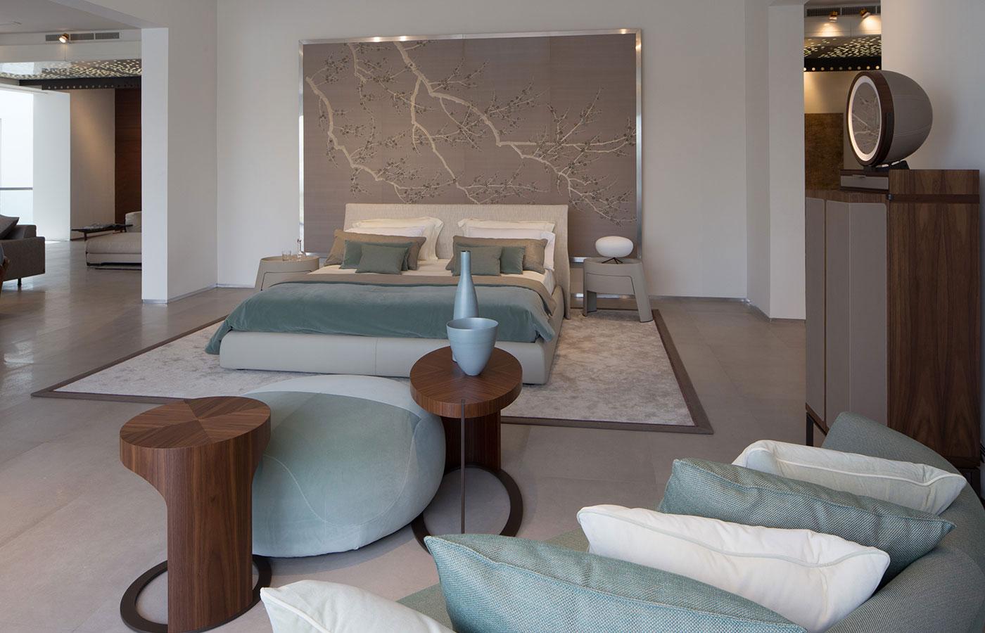 Obegi Home Exclusive Moods Showroom Giorgetti Area 4