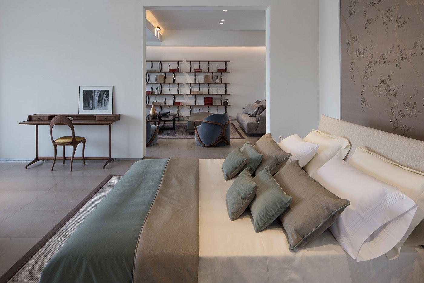 Obegi Home Exclusive Moods Showroom Giorgetti Area 5