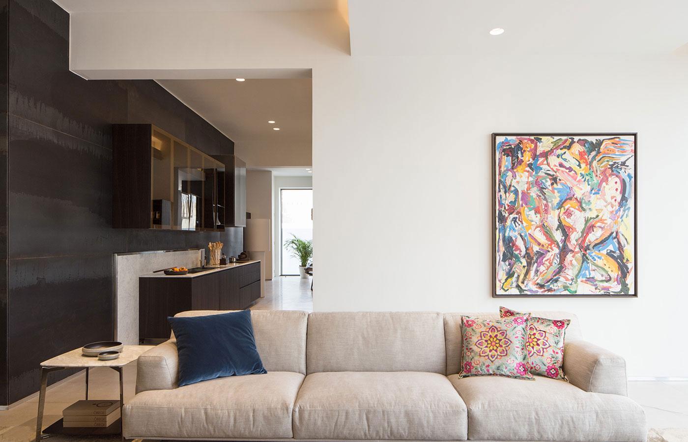 Obegi Home Exclusive Moods Showroom Poliform Area 2