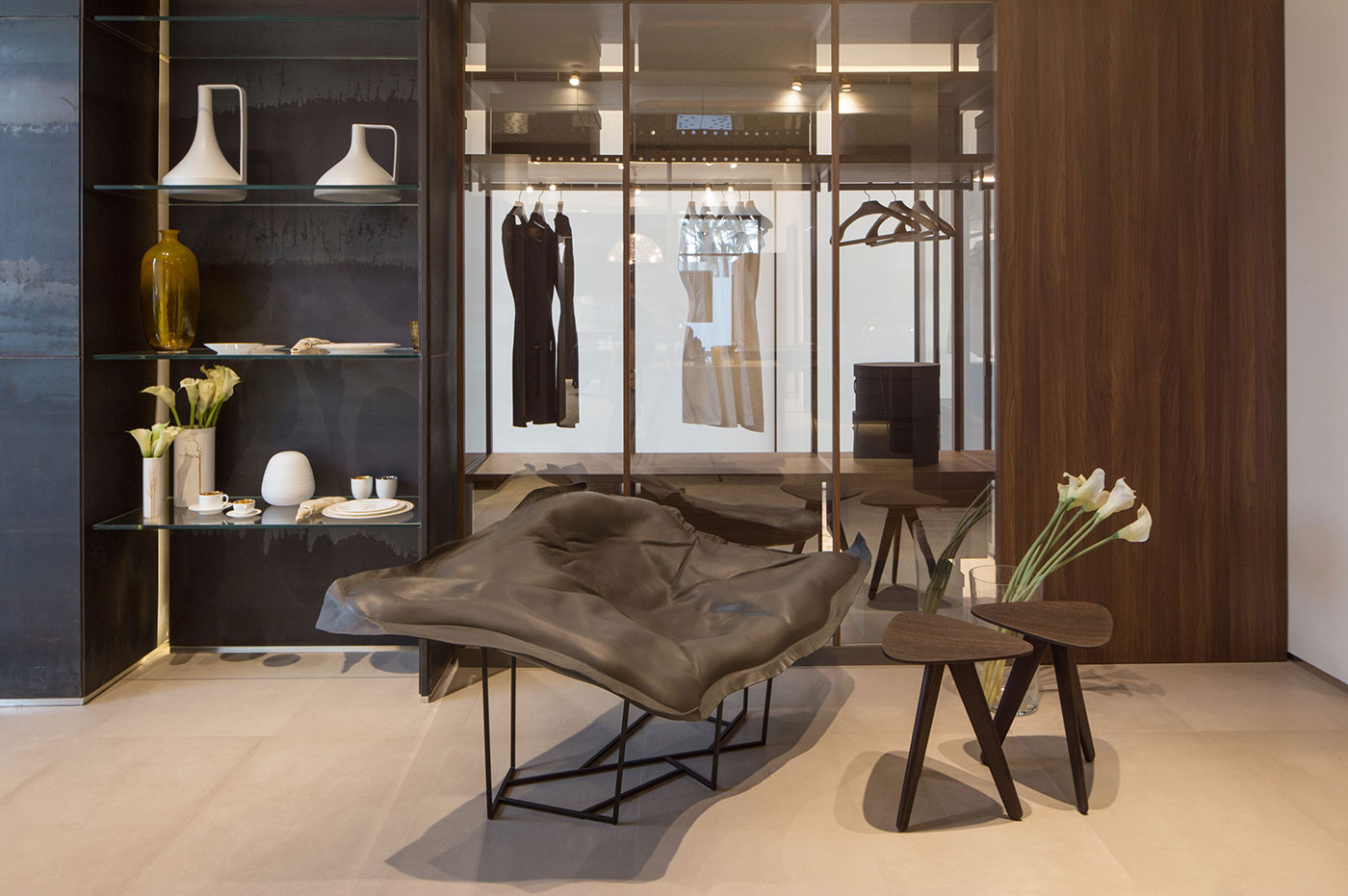 Obegi Home Exclusive Moods Showroom Poliform Area 9