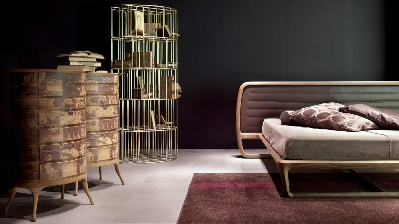 Obegi Home Furniture Ceccotti BedRoom 1
