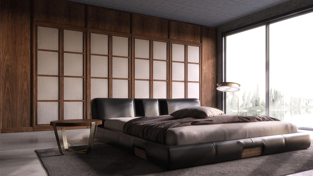 Obegi Home Furniture Ceccotti BedRoom 2