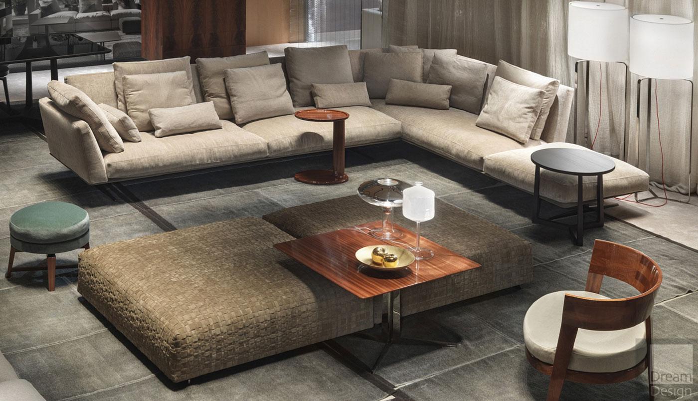 Obegi Home Furniture Flexform Area 5