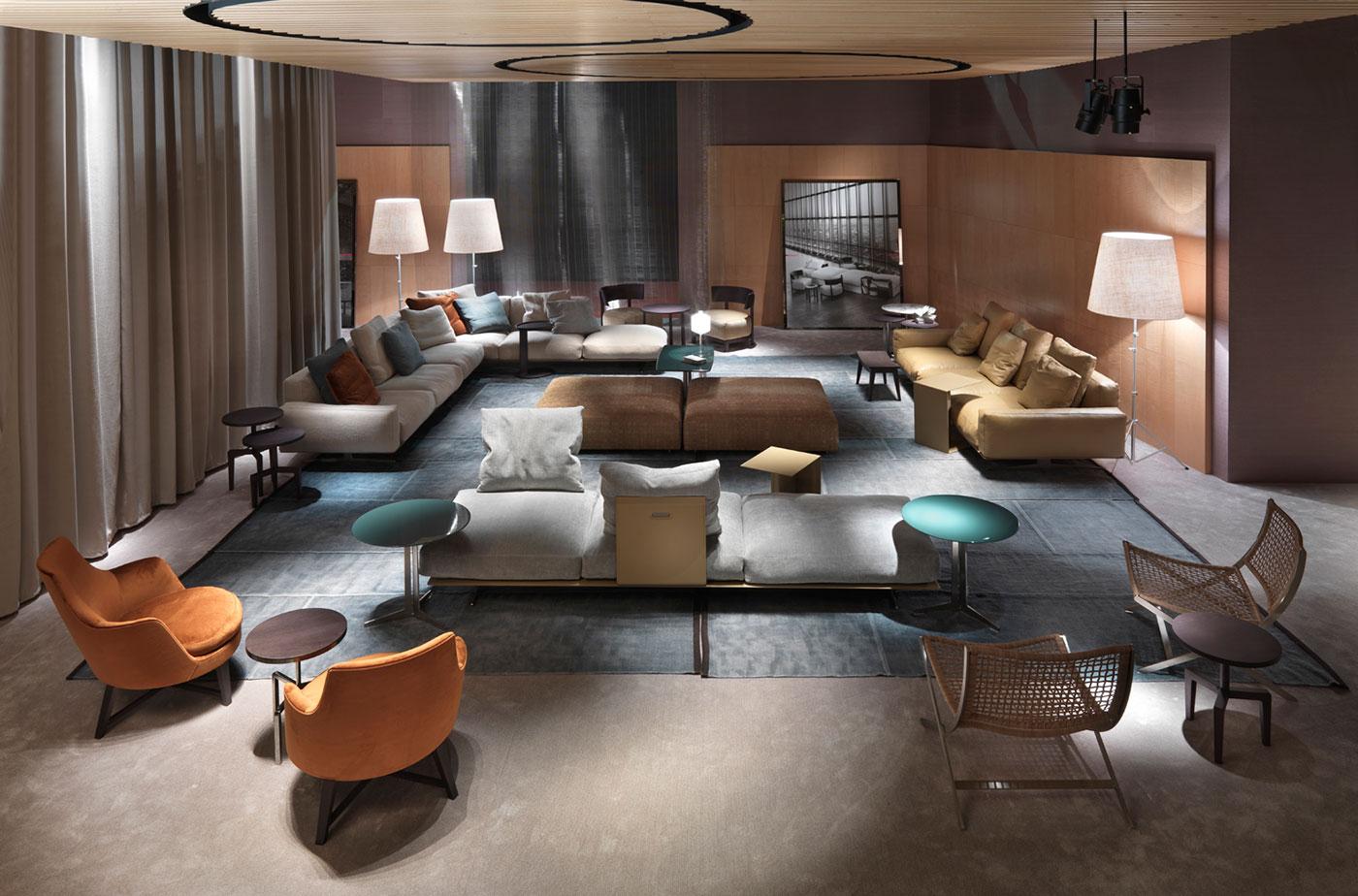 Obegi Home Furniture Flexform Area 9