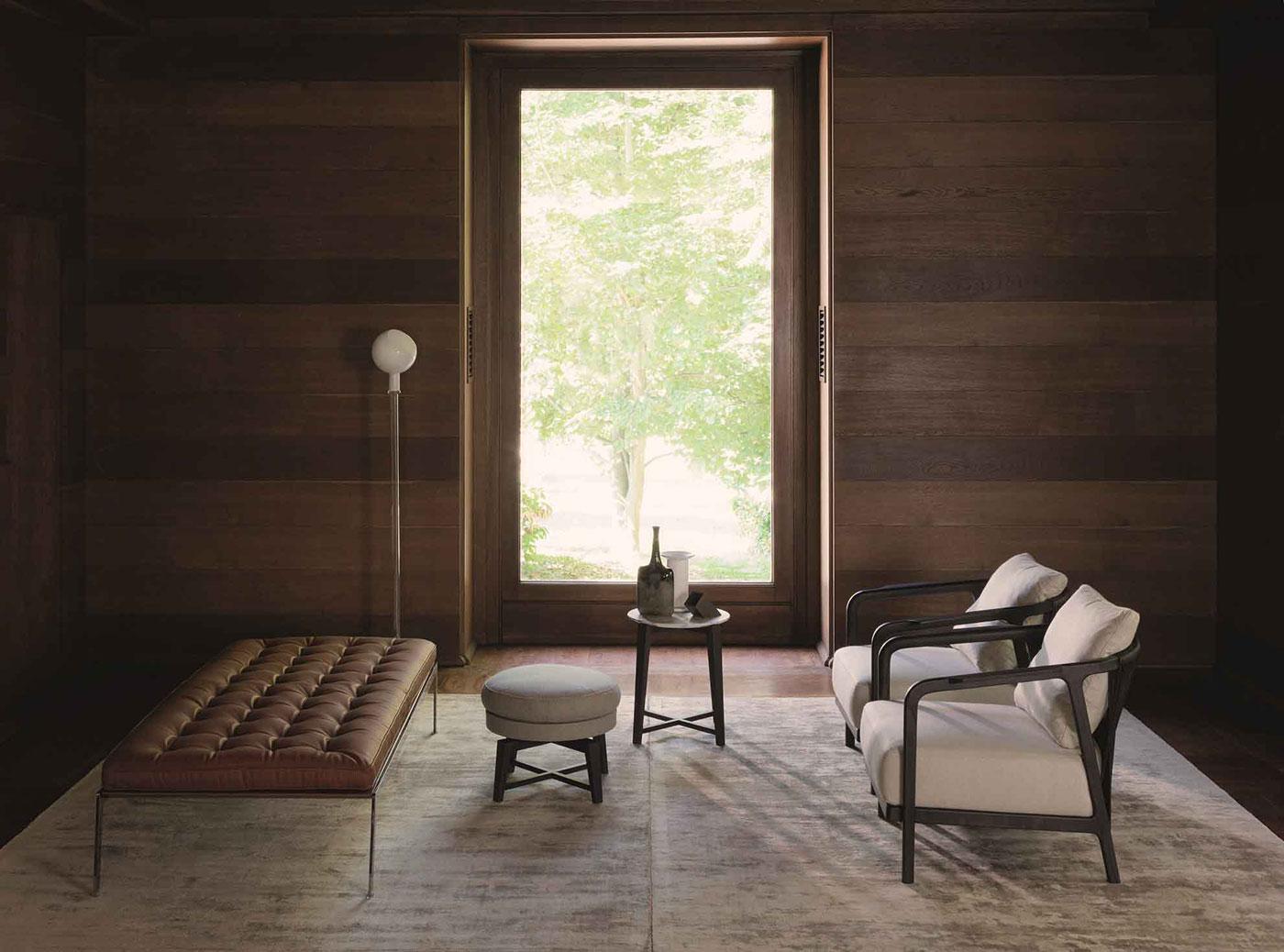 Obegi Home Furniture Flexform Lavoro 1040 Low