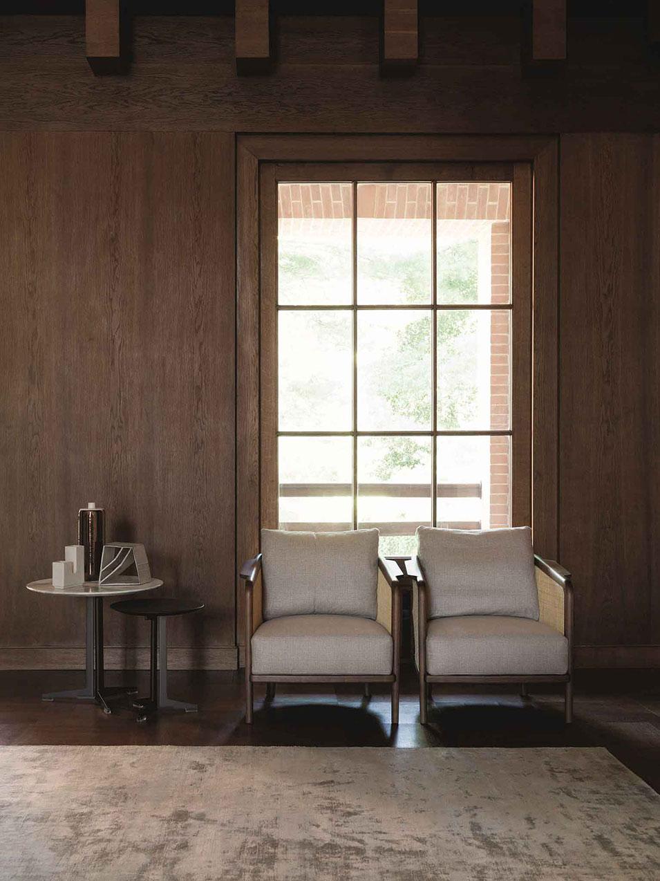 Obegi Home Furniture Flexform Lavoro 1060 Low