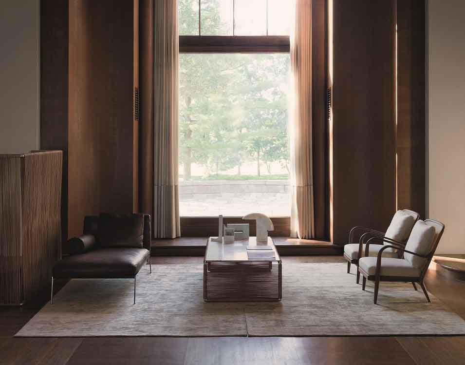 Obegi Home Furniture Flexform Lavoro 1099 Low