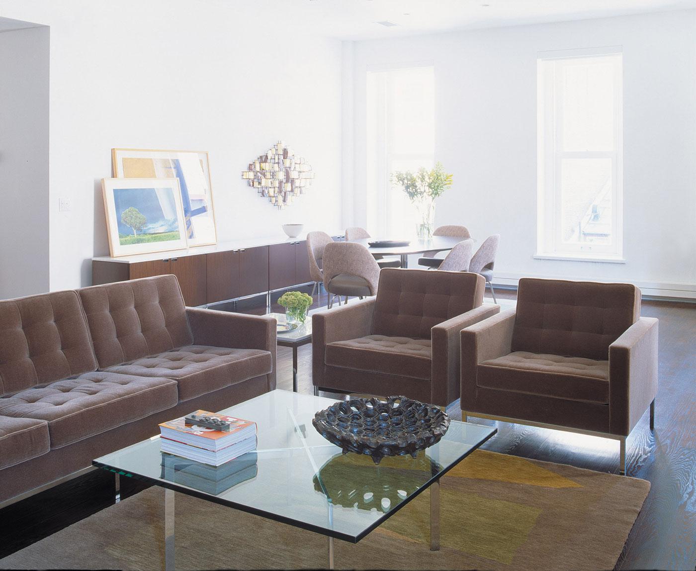 Obegi Home Furniture Knoll Chairs And Sofa