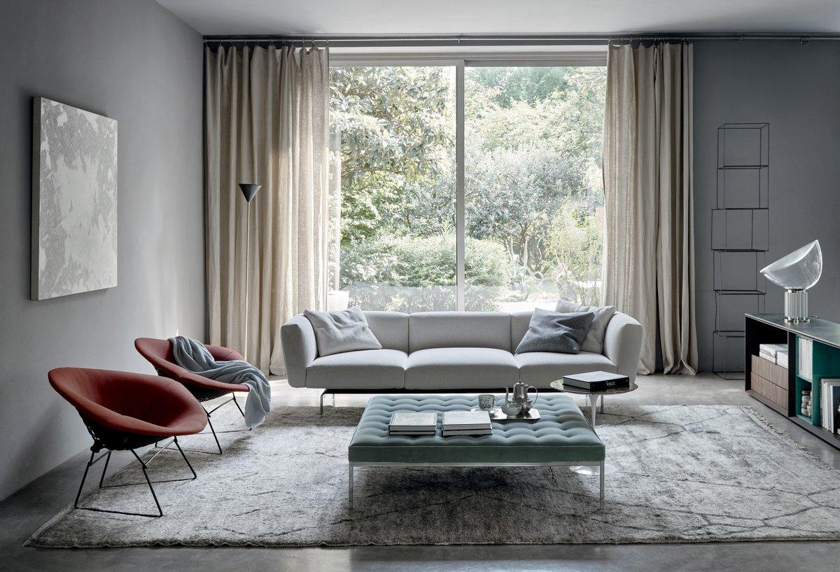 Obegi Home Furniture Knoll Sofa 4