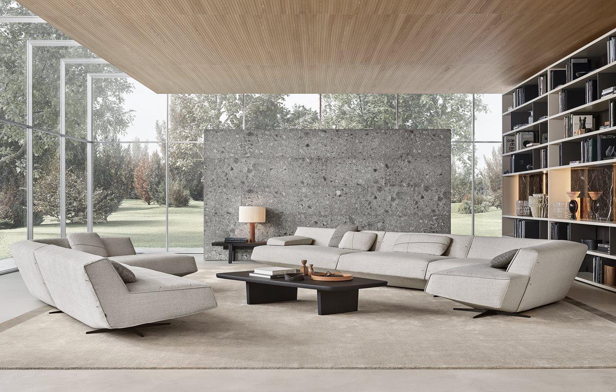 Obegi Home Furniture Poliform Living Room 1
