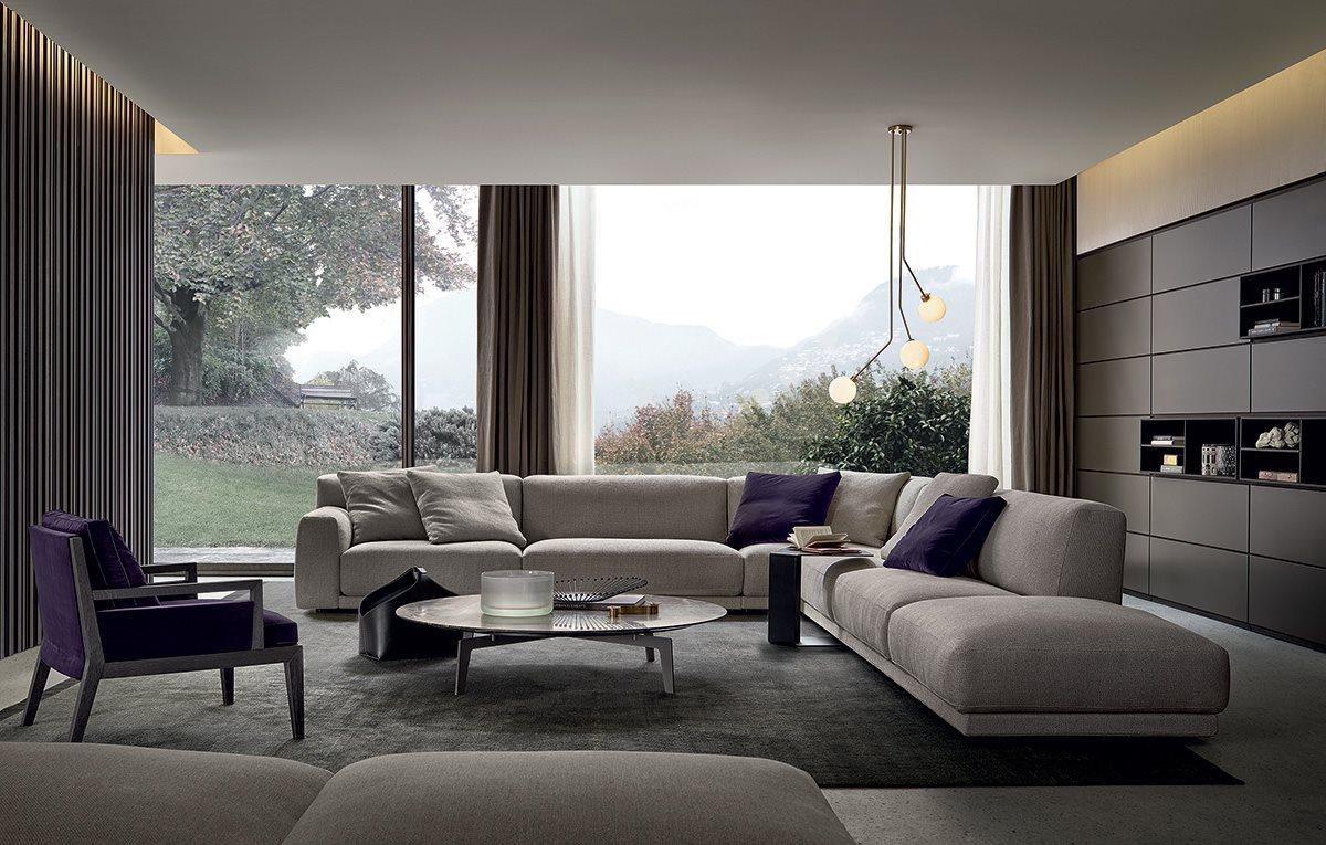 Obegi Home Furniture Poliform Living Room 2