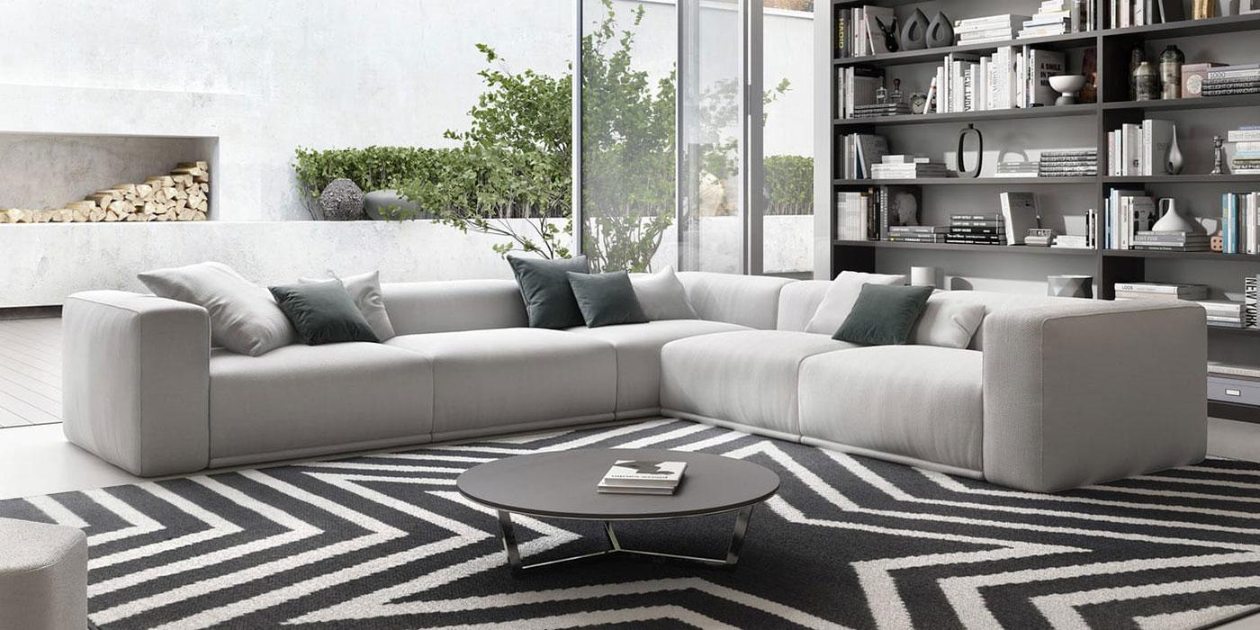 Obegi Home Furniture Poliform Living Room 8
